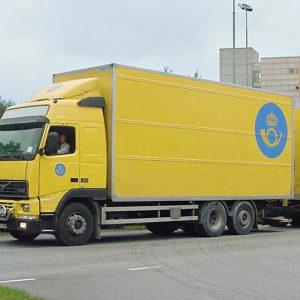 Швеция идет на уступки грузовым автоперевозкам