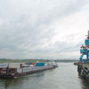 Енисей против Транссибирской железнодорожной магистрали