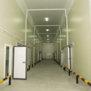 Приморский склад-холодильник на 3500 тонны
