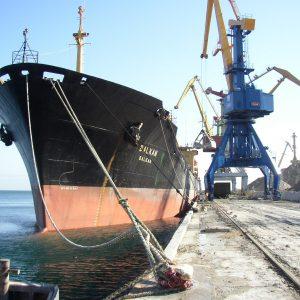 Вскоре в Феодосийском порту появится новый склад