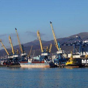 Черноморские порты сократят время доставки груза