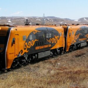 Новый коридор между Россией и Монголией